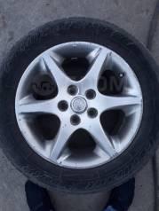 """Колеса с оригинальными дисками Тойота (Япония). 7.5x16"""" 5x114.30 ЦО 60,1мм."""