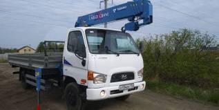 Hyundai HD78. Продам 2011 г. c КМУ Tadano 305, 3 900куб. см., 5 000кг., 4x2. Под заказ