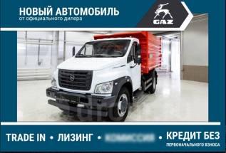 ГАЗ ГАЗон Next C41R13. Газон NEXT С41R13 Самосвал с трёхсторонней разгрузкой, 4 433куб. см., 5 000кг., 4x2