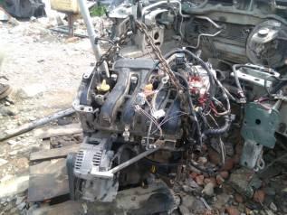 Двигатель в сборе. Renault Megane, BM, EM, KM, KM0C, KM1B, KM2Y, LM2Y Двигатели: K4M, D812, K4M813, K4M761, K4M812, K4M760, K4M848, K4M858, K4MD812