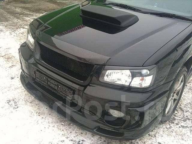 Воздухозаборник. Subaru Forester, SF5, SG5 Subaru Impreza