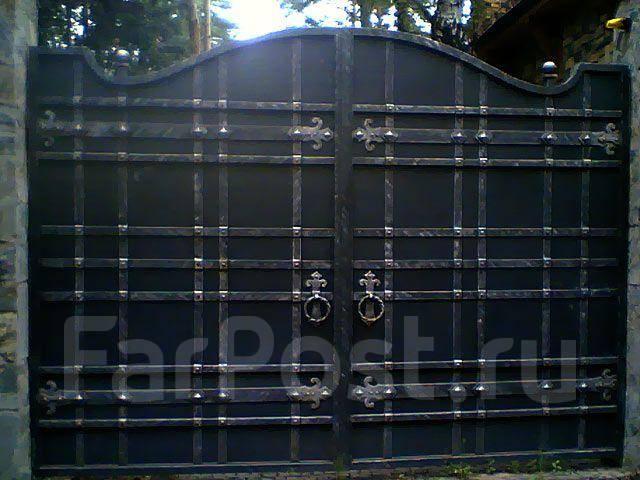 Автоматические ворота. Любые изделия из стали!