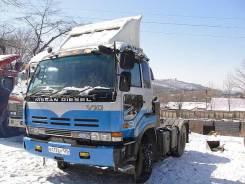 Nissan Diesel. Продам 1995 г. седельный тягач, 19 500 куб. см., 30 000 кг.