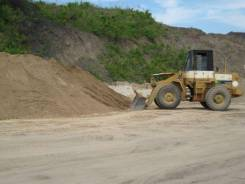 Услуги планировки участка. доставка песка . щебня. цемента. торф