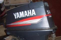 Yamaha. 50,00л.с., 2х тактный, бензин, нога L (508 мм), Год: 1999 год