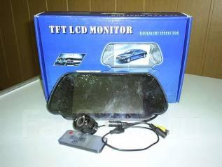 Продаю видеокамеру заднего вида цветную с монитором.