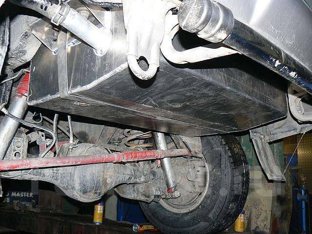 Полная внедорожная подготовка автомобилей