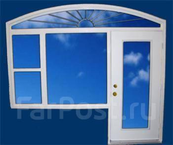 Мир окон и балконов. Кухонное окно 13000. Скидки15%