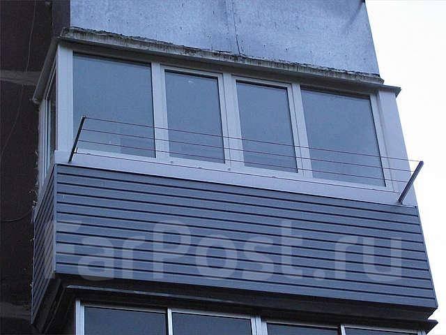 Пластиковые окна, Остекление лоджий и балконов под ключ.