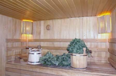 """Баня """"Семейная"""" на дровах! (Уютный уголок с мангалом для пикника)"""