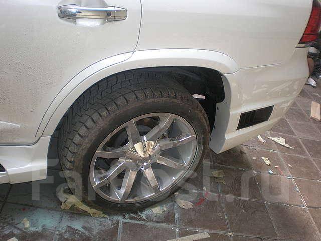 Комплект WALD Sports LINE White Bison Edition на Lexus LX570. Lexus LX570. Под заказ