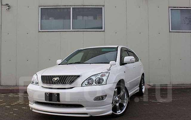 Обвес кузова аэродинамический. Lexus RX330, MCU38, MCU35, MCU33. Под заказ