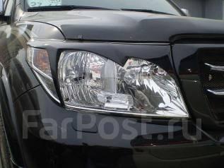 Накладка на фару. Toyota Land Cruiser, VDJ200, UZJ200W, URJ200, UZJ200. Под заказ