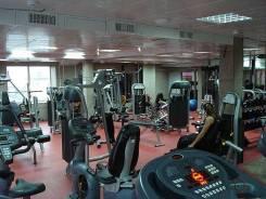 Фитнес-клубы.