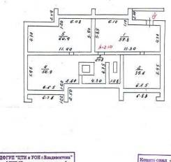 Днепровский переулок Д. №5/1 хорошее соотношение цена/качество. Переулок Днепровский 5/1, р-н Столетие, 238кв.м. План помещения