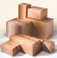 Коробки картонные, коробки и ящики из гофрокартона. Аквапласт.