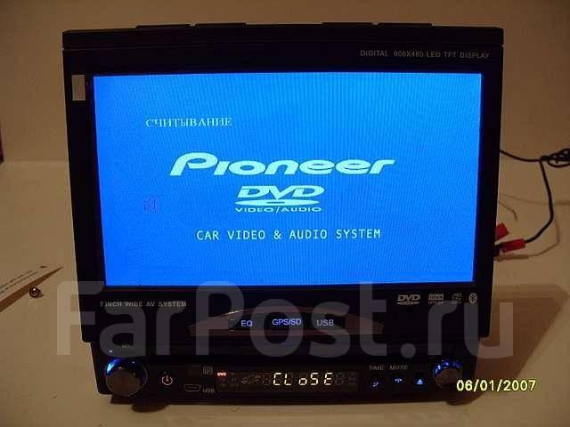 Инструкция pioneer da 875