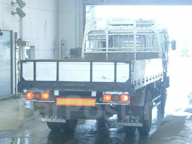 Fuso 8 тонн,6D15-T