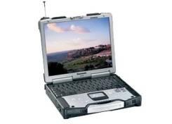 "Panasonic Toughbook CF-19 MK7. 13"", 1,8ГГц, ОЗУ 1024 Мб, диск 150 Гб, WiFi, аккумулятор на 1 ч. Под заказ"