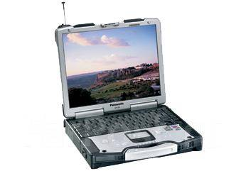 "Panasonic Toughbook CF-29. 13"", 1,8ГГц, ОЗУ 1024 Мб, диск 150 Гб, WiFi, аккумулятор на 1 ч. Под заказ"