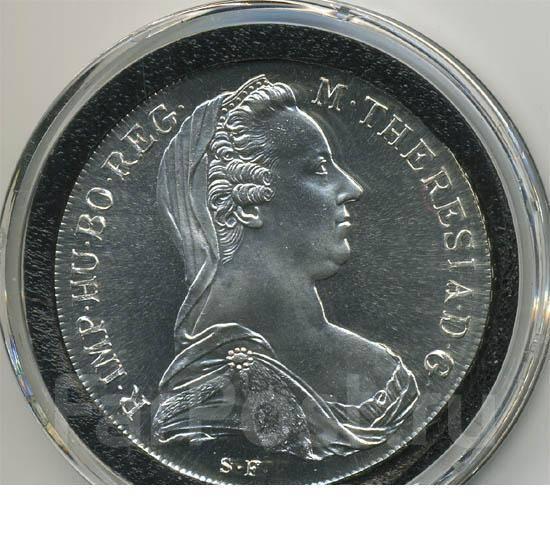 Талер 1780 г мария терезия цена монеты ссср с буквой м
