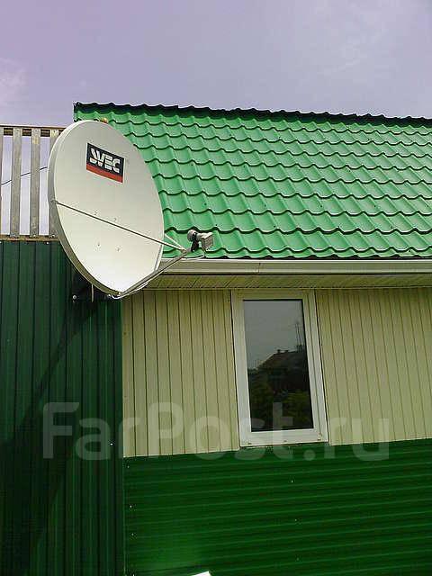 Оборудование для спутникового цифрового телевидения