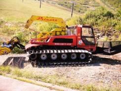 Продам ратрак Prinoth T4S/1995/5500м. часов/43000$/www.naganoauto.ru