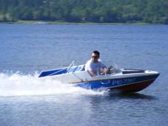 Продаю катер Сарган+. Год: 2003 год, длина 3,00м., двигатель стационарный, 70,00л.с., бензин