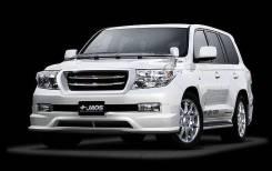Обвес кузова аэродинамический. Toyota Land Cruiser, URJ200, UZJ200, UZJ200W, VDJ200. Под заказ