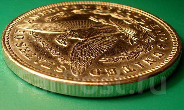 США. Доллар Моргана 1921 год. Серебро!