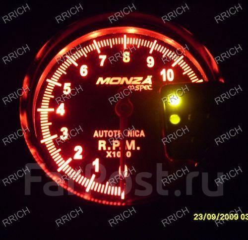 "Датчик ""Monza"" 5 дюймов тахометр с шифт лайтом. SALE!"