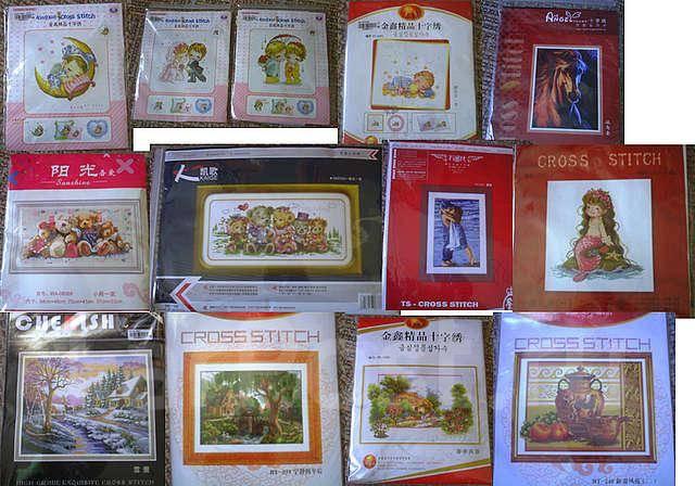 Интернет магазин китайские наборы вышивки крестом
