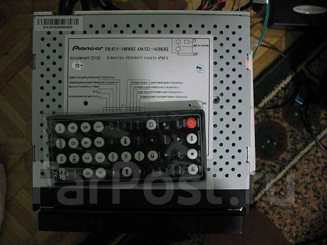 Pioneer avh p7760 инструкция