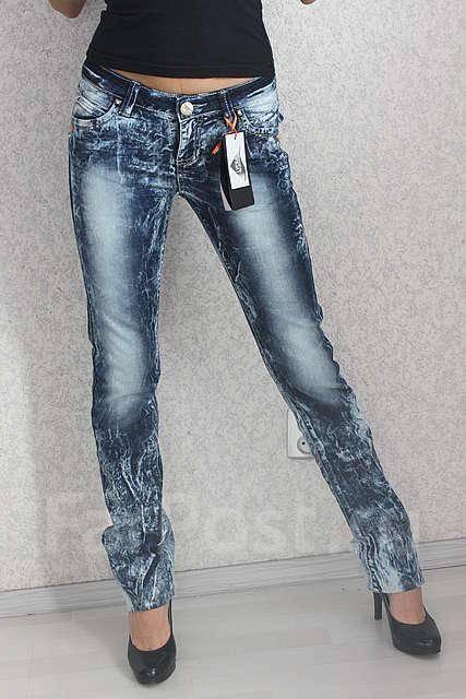 Как джинсы сделать вареные
