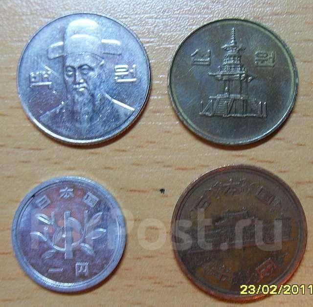 Японии монеты кореи сколько стоит монета 5 копеек 1931 года