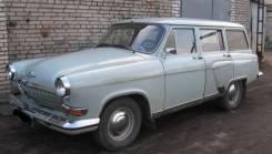 ГАЗ 22 Волга. механика, задний, 2.5 (75л.с.), бензин, 170 000тыс. км