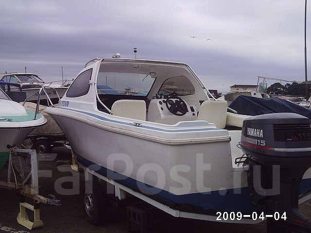 Yamaha. Год: 2009 год, длина 5,79м., двигатель подвесной, 115,00л.с., бензин