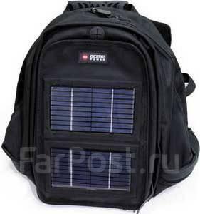 Рюкзак солнечной батареей edelstar is-27 osprey рюкзак aura 35