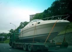 Доставка автомобилей , кабин, половинок, спецтехники в любую точку России