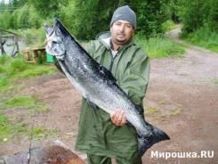 Отдых и рыбалка в Карелии - Мирошка. RU