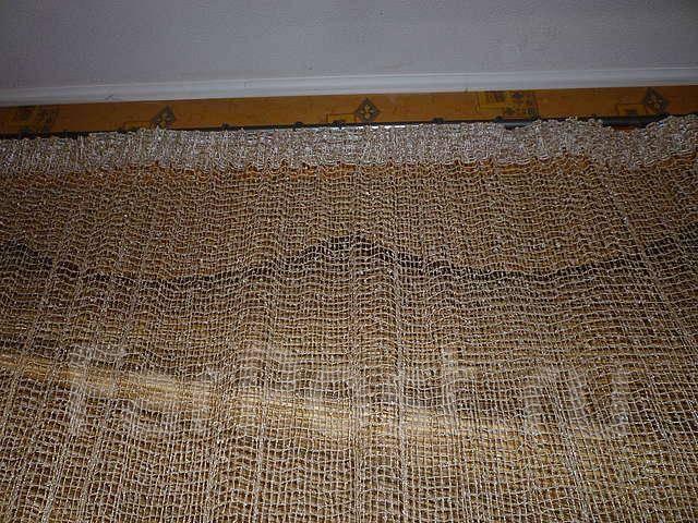 шторы сетка на кухню фото