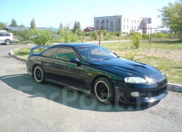 Обвес кузова аэродинамический. Lexus SC300, JZZ31, UZZ30 Lexus SC300 / 400, JZZ31, UZZ30 Toyota Soarer, UZZ31, JZZ31, UZZ32, JZZ30, UZZ30