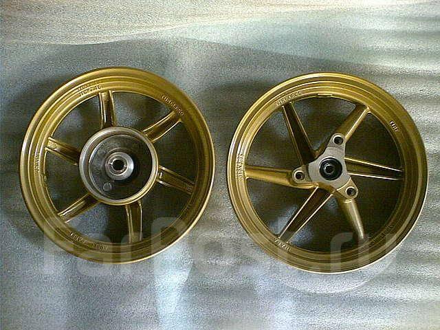 литые диски на honda dio af 35