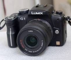 Panasonic Lumix DMC-G1 Kit. 10 - 14.9 Мп, зум: 3х