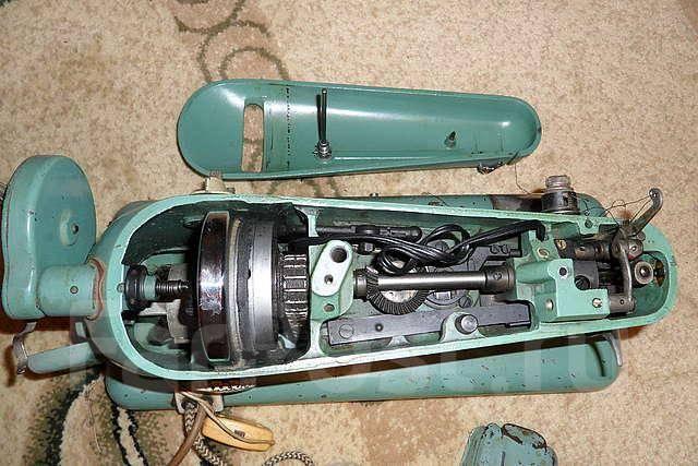 инструкция к швейной машине тула модель 7