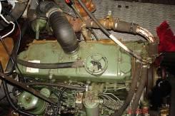 """Катер """"Адмиралтеец"""". двигатель стационарный, дизель"""