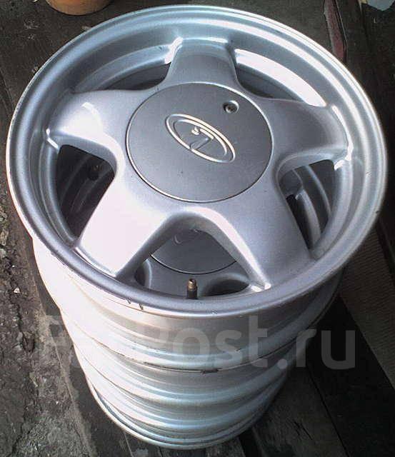 фото литые диски на ваз