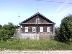 Срочно продаю дом в деревне Костромская область. Поселковая 1, р-н Межевской, скважина, отопление твердотопливное, от частного лица (собственник)