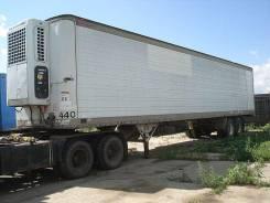 Freightliner Great Dane, 1992. Рефрижератор полуприцеп 2-осный, установка Thermo King Super II, 28 500кг.