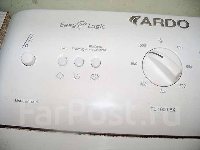 Стиральная машина ardo tl1000ex инструкция
